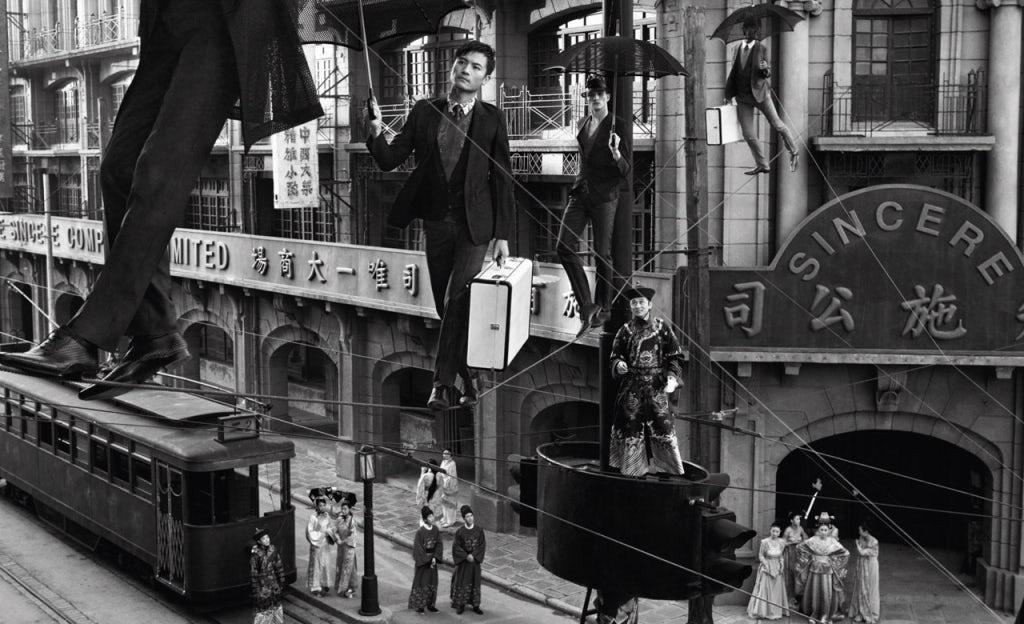 杨福东过去为Prada拍摄的《早春》是Diane Pernet印象最深刻的时装电影之一 | 图片来源:Prada