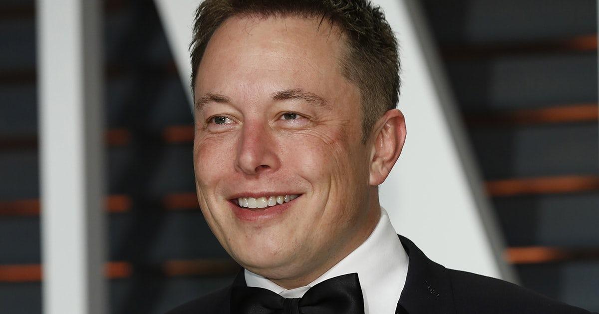 Elon Musk | Source: Shutterstock