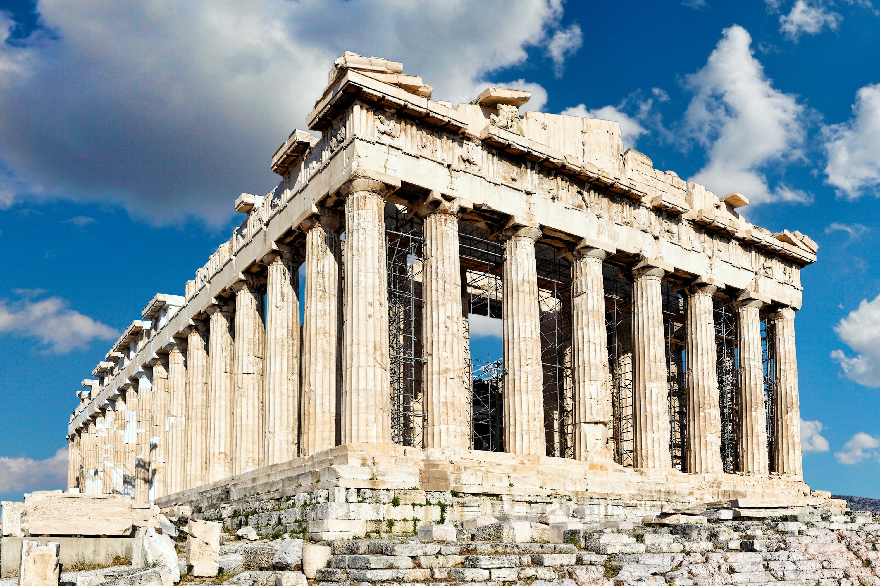 The Acropolis in Athens | Source: Shutterstock