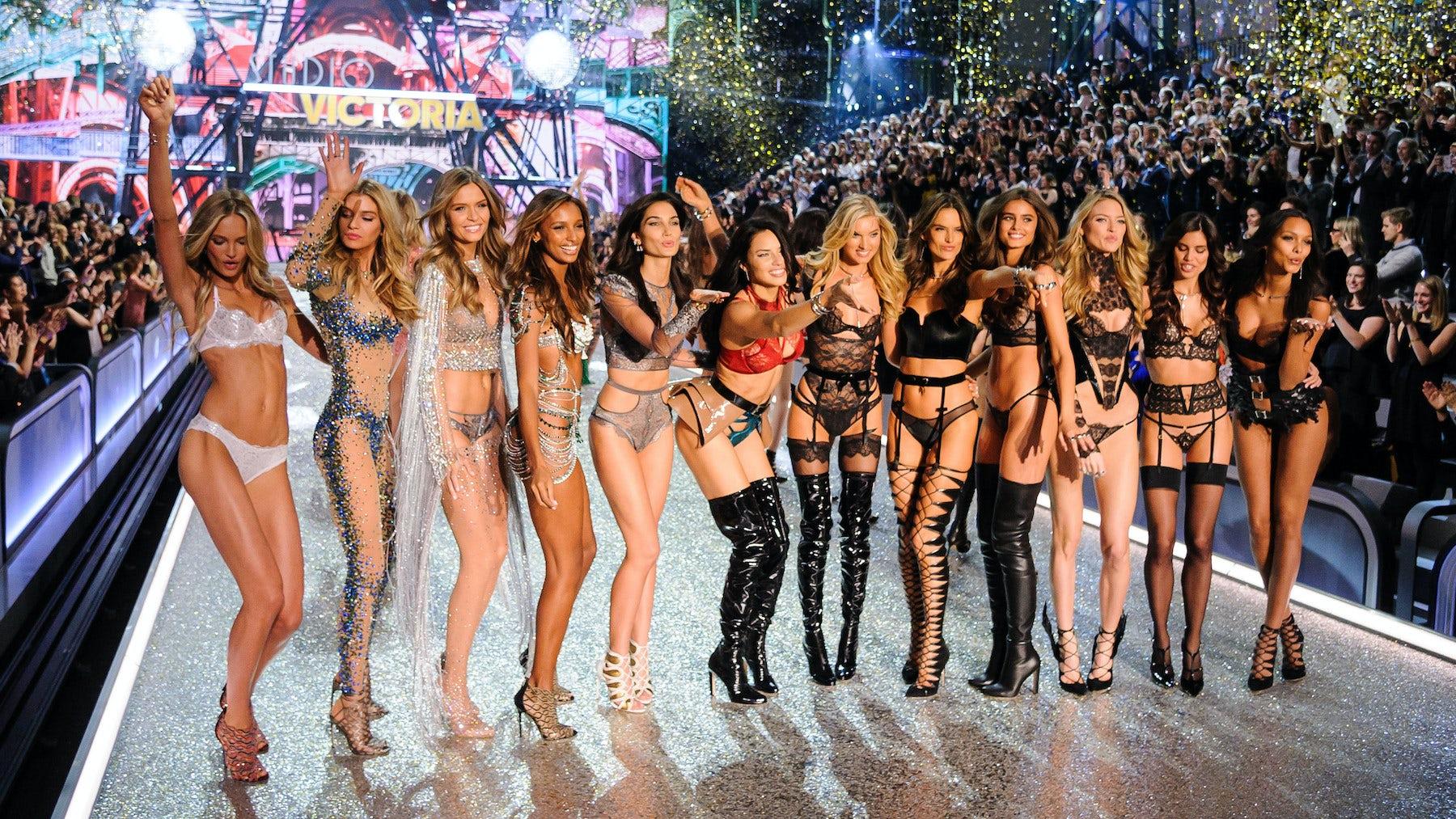 The Victoria's Secret show in November 2016 | Source: Shutterstock
