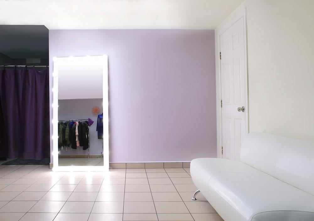 Inside a dressing room | Source: Shutterstock