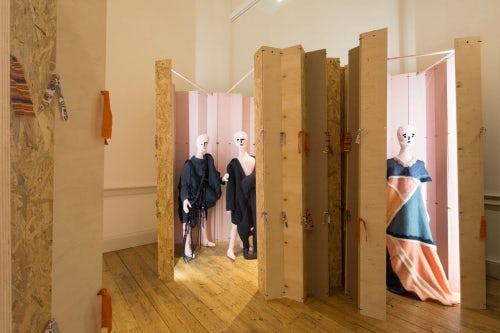 International Fashion Showcase Poland exhibit | Photo: Agnese Sanvito