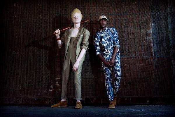 International Fashion Showcase Zimbabwe exhibit | Photo: Agnese Sanvito