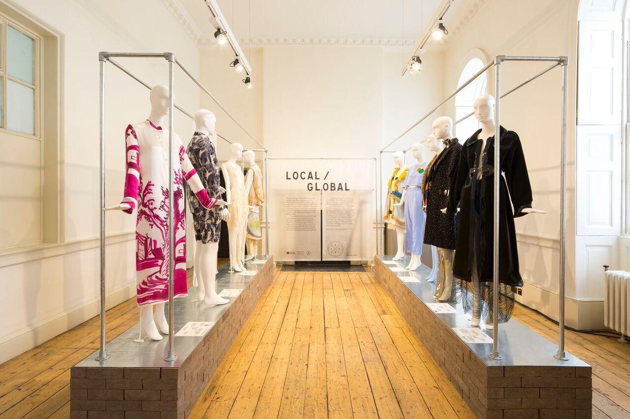 The International Fashion Showcase, Somerset House, London   Photo: Agnese Sanvito