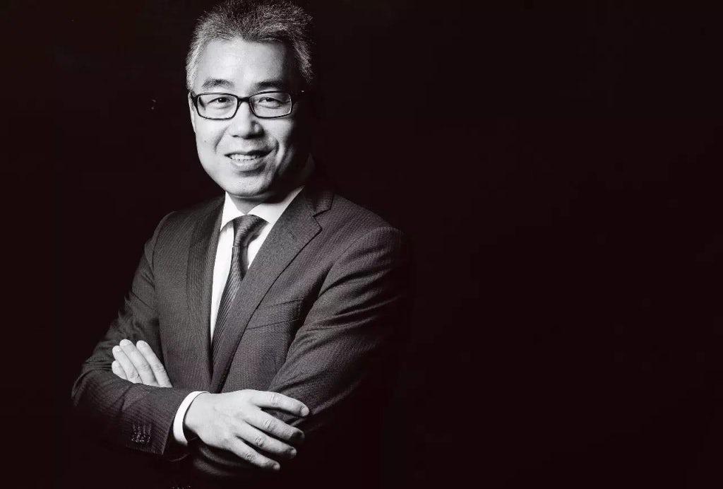 华人文化控股集团掌门人黎瑞刚 | 图片来源:Getty