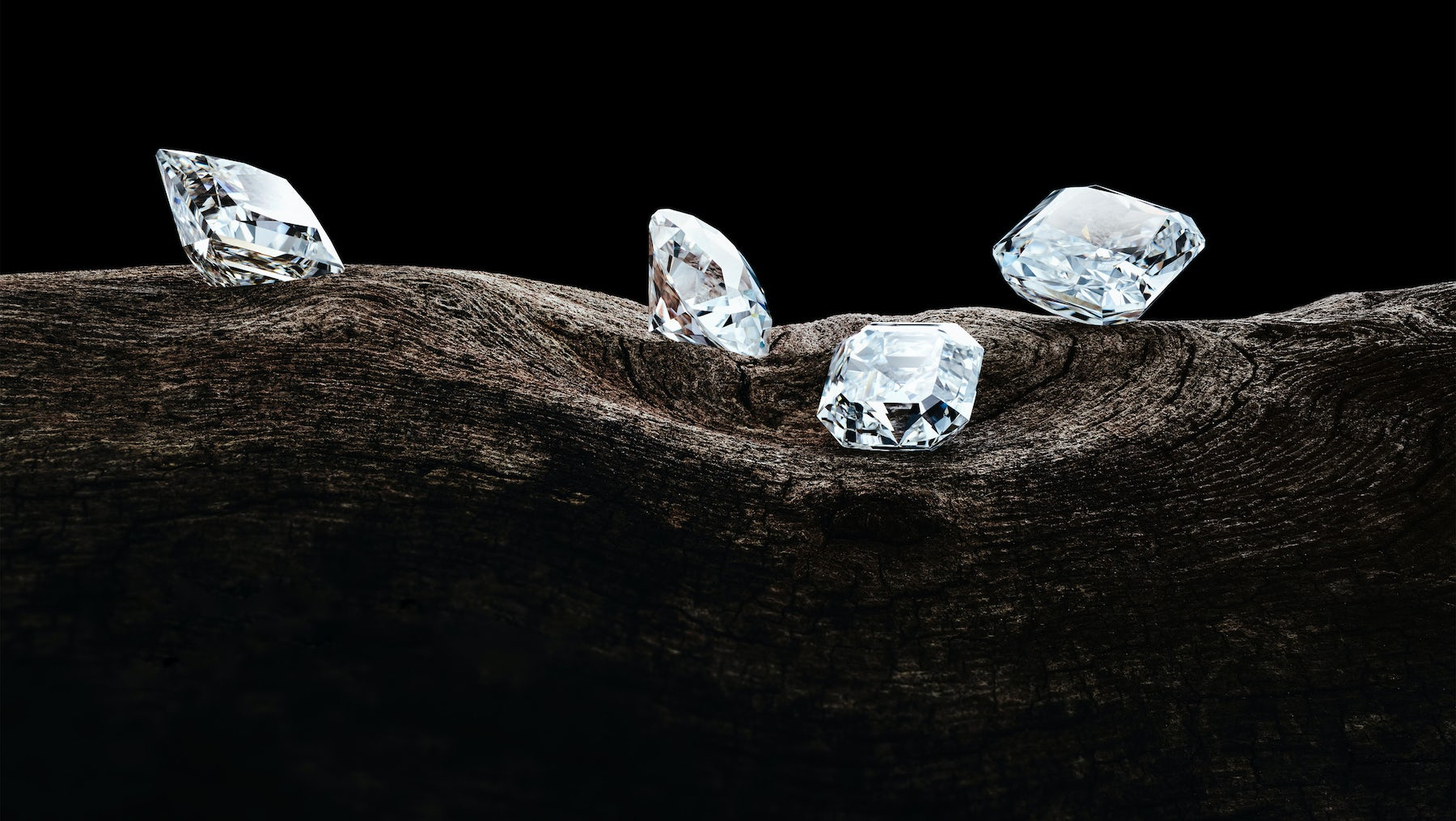 Manmade diamonds created by Diamond Foundry | Source: Diamond Foundry