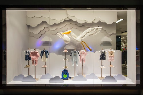 Riachuelo childrenswear on display in a Fortaleza boutique | Source: Courtesy
