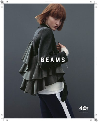 Styling by Yoko Irie for Japanese retailer Beams | Source: Courtesy
