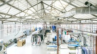 The centralised Blanc 'atelier', located West London warehouse | Source: Courtesy