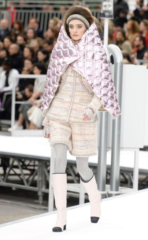 Chanel Autumn/Winter 2017 | Source: InDigital.tv