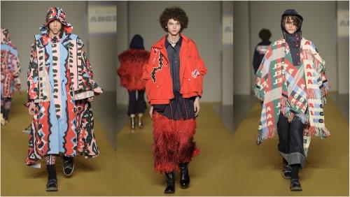 曾经老气横秋的米兰时装周,现正与伦敦时装周争夺年轻设计人才