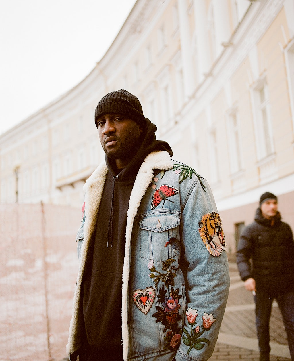 Virgil Abloh | Photo: Eugene Shishkin