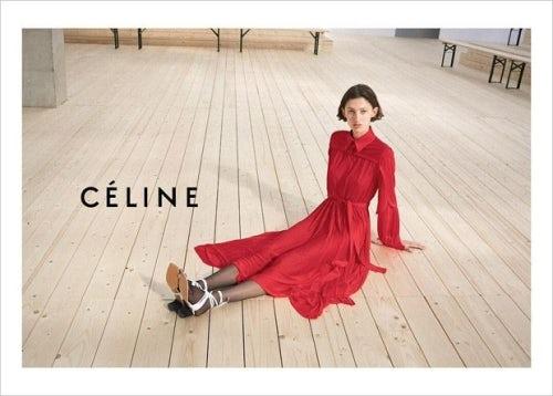 Céline Spring/Summer 2017 | Source: Courtesy