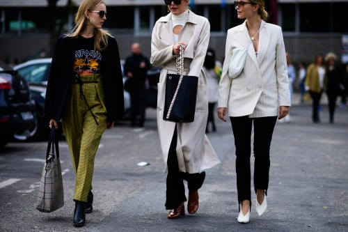 Alexandra Carl, Camille Charrière and Pernille Teisbaek | Photo: Adam Katz Sinding