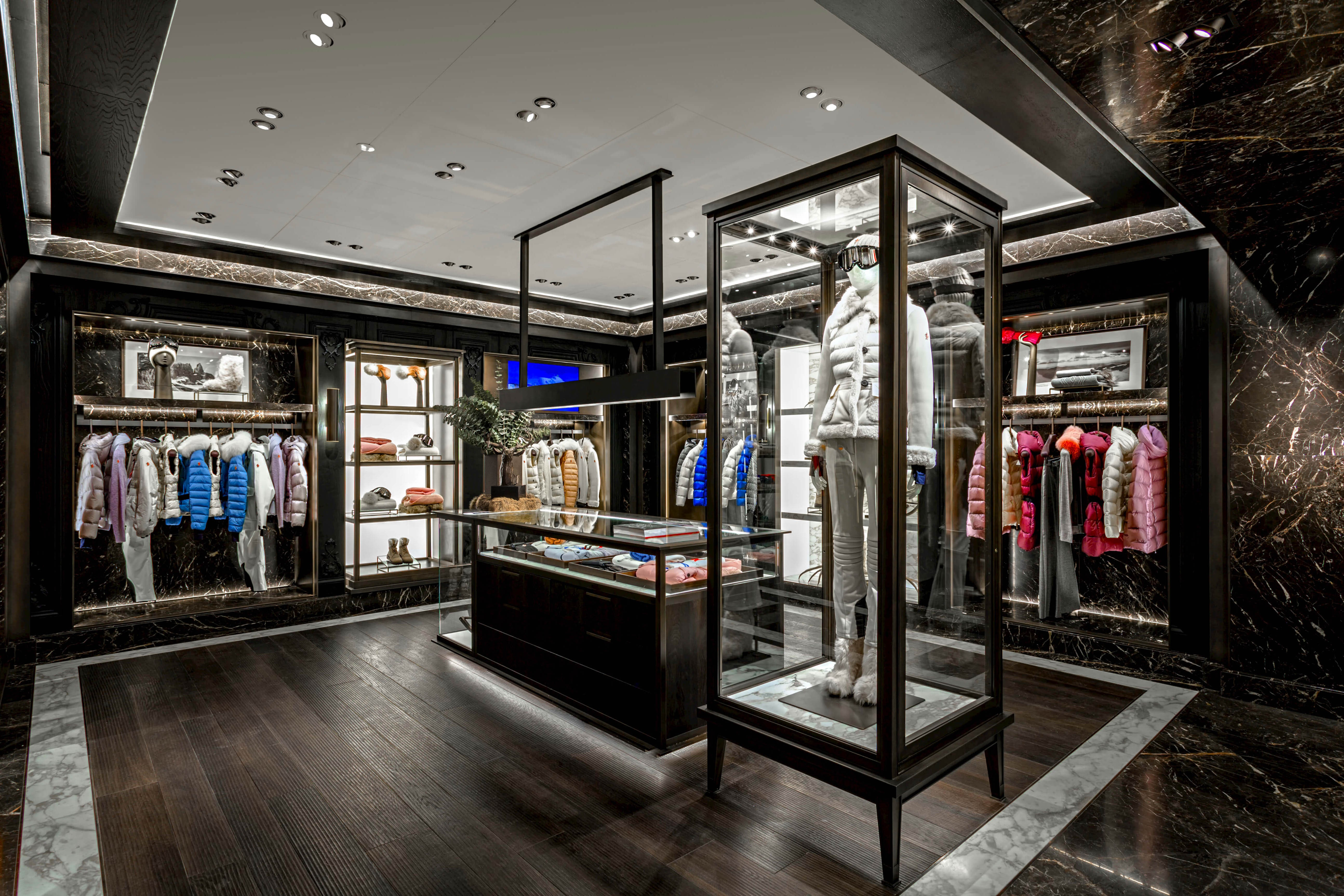 moncler discount store