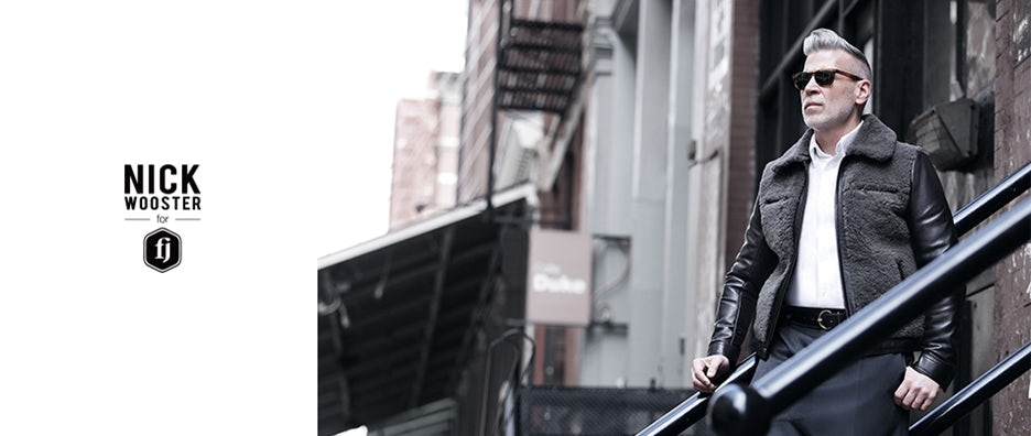 Nickwooster for FJ系列 | 图片来源:对方提供