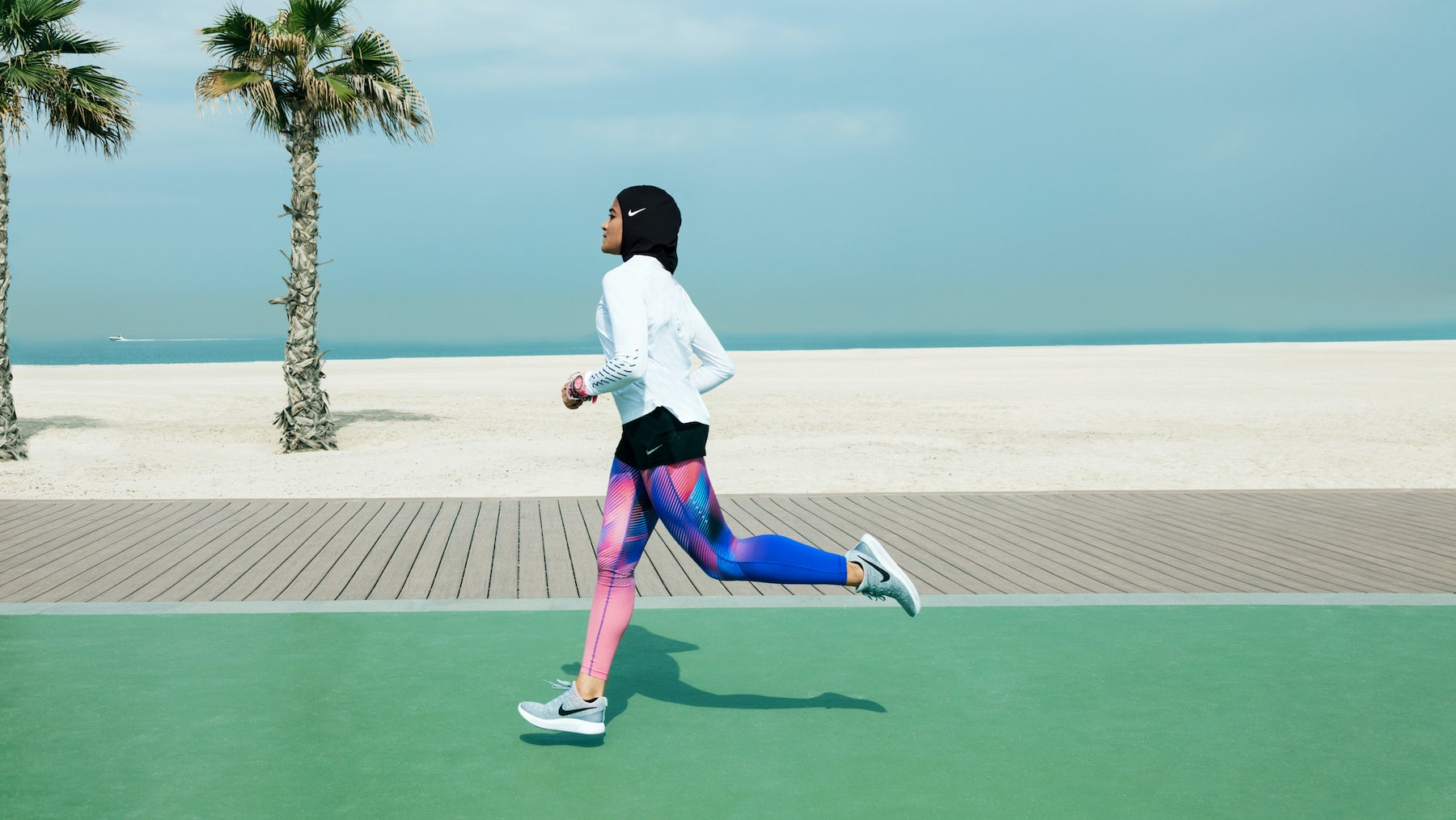 Nike Releases Hijab, Saint Laurent Ads Spark Backlash
