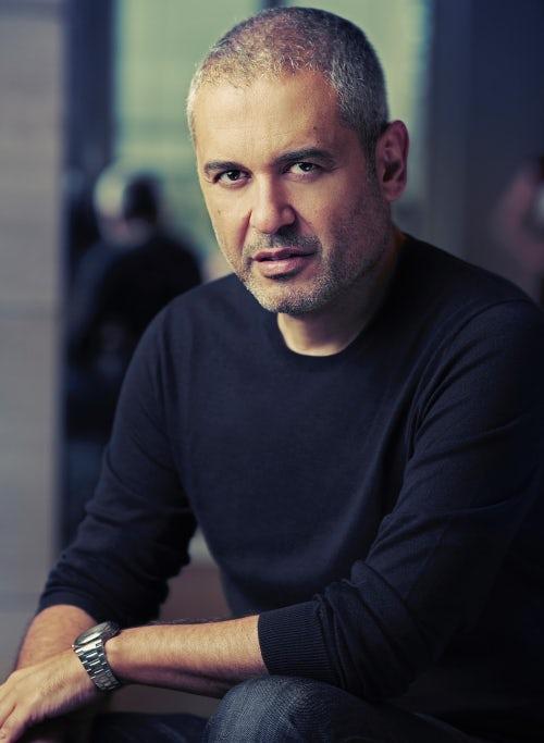 Elie Saab   Photo: Oleg Covian