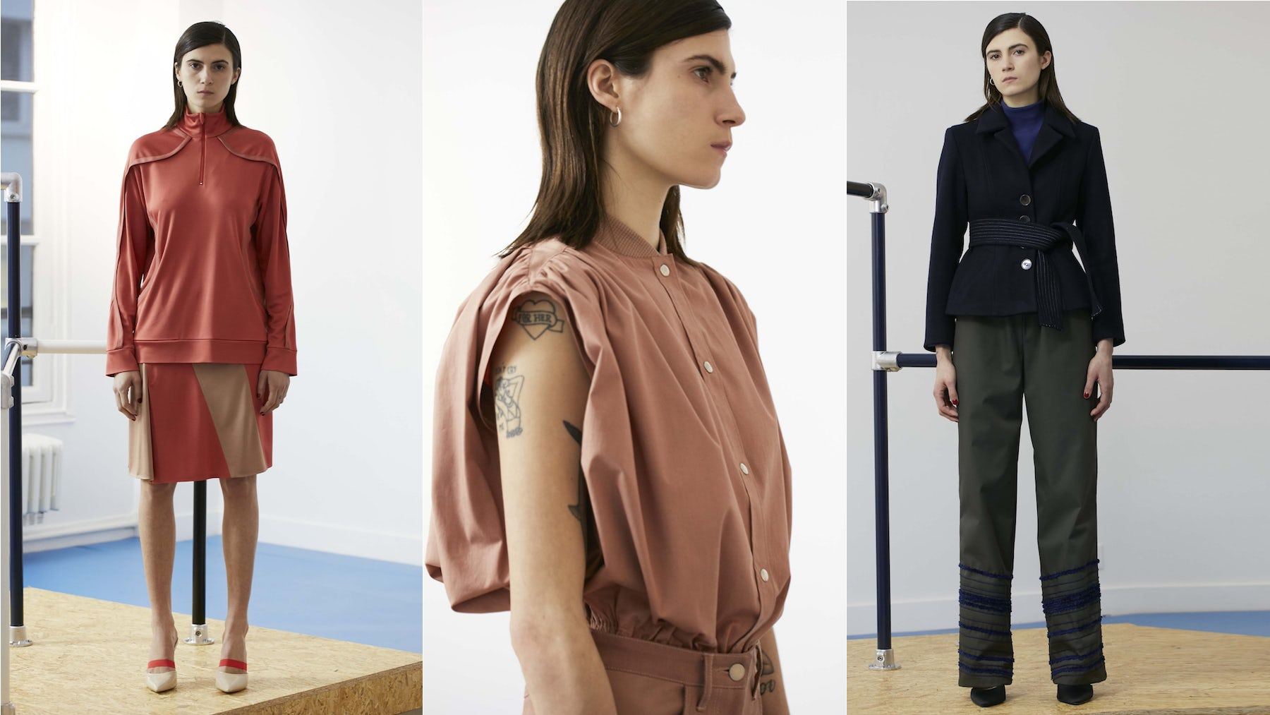 U.N.X., a Paris-based contemporary label | Source: Courtesy