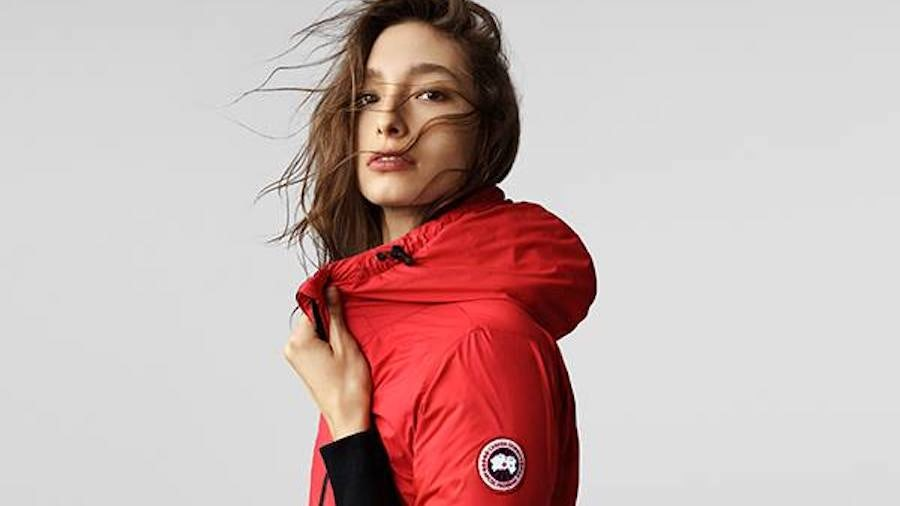 The Canada Goose Dore hoody | Source: Facebook