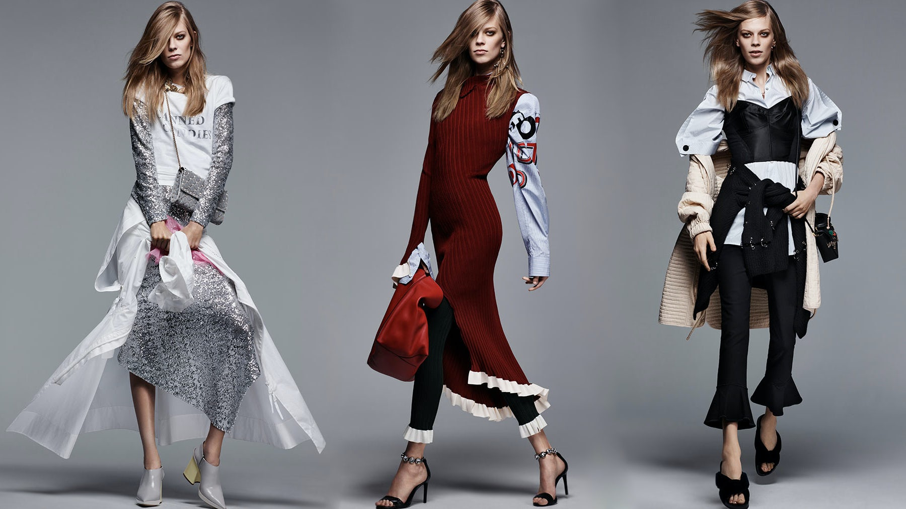 A recent Style.com campaign featuring Lexi Boling   Source: Courtesy