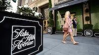Saks Fifth Avenue | Source: Shutterstock