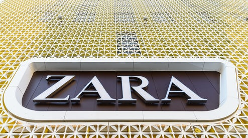 Zara Is Enveloped by Cloud Over Europe's Fashion Retailers | News