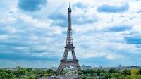 The Eiffel Tower | Source: Shutterstock