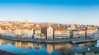 Historic Zurich city center | Source: Shutterstock