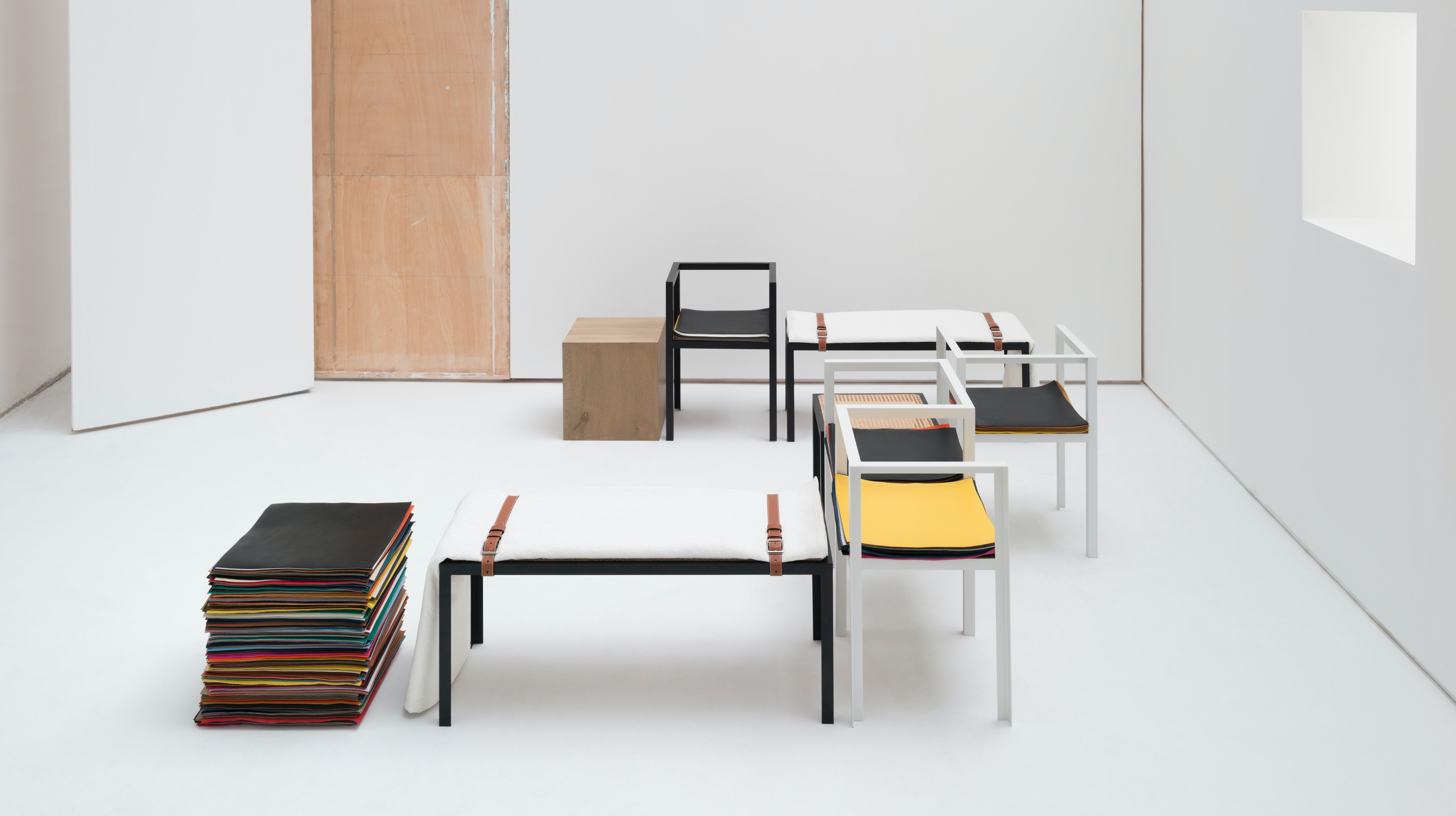 Loewe installation at Salone del Mobile | Source: Courtesy