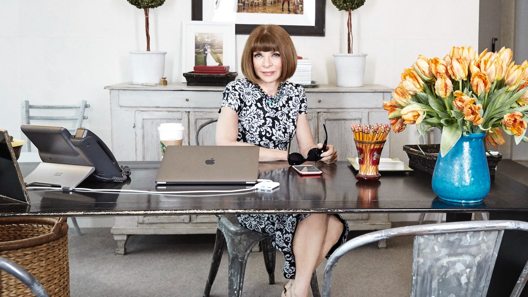 Anna Wintour | Photo: Patrick Demarchelier