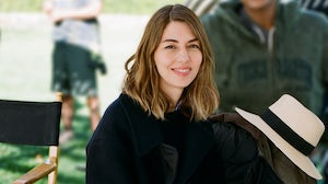 Sofia Coppola on set for Cartier | Source: Courtesy