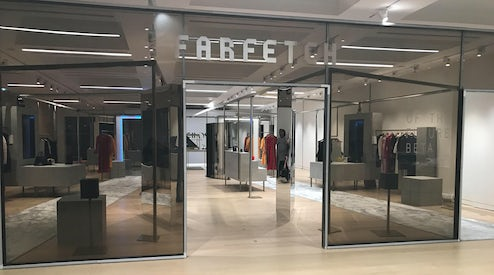 Inside Farfetch's Store of the Future | Fashion-Tech, BoF
