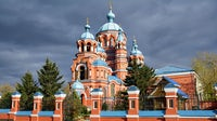 The Siberian city of Irkutsk, Russia | Source: Shutterstock