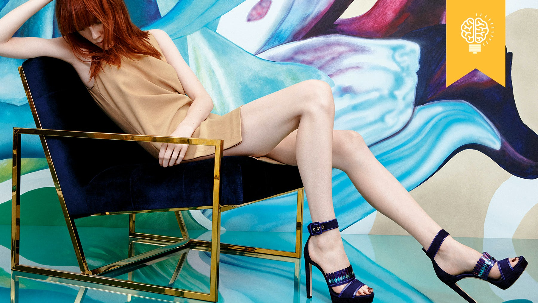 Jimmy Choo's Spring/Summer 2017 campaign | Source: Courtesy