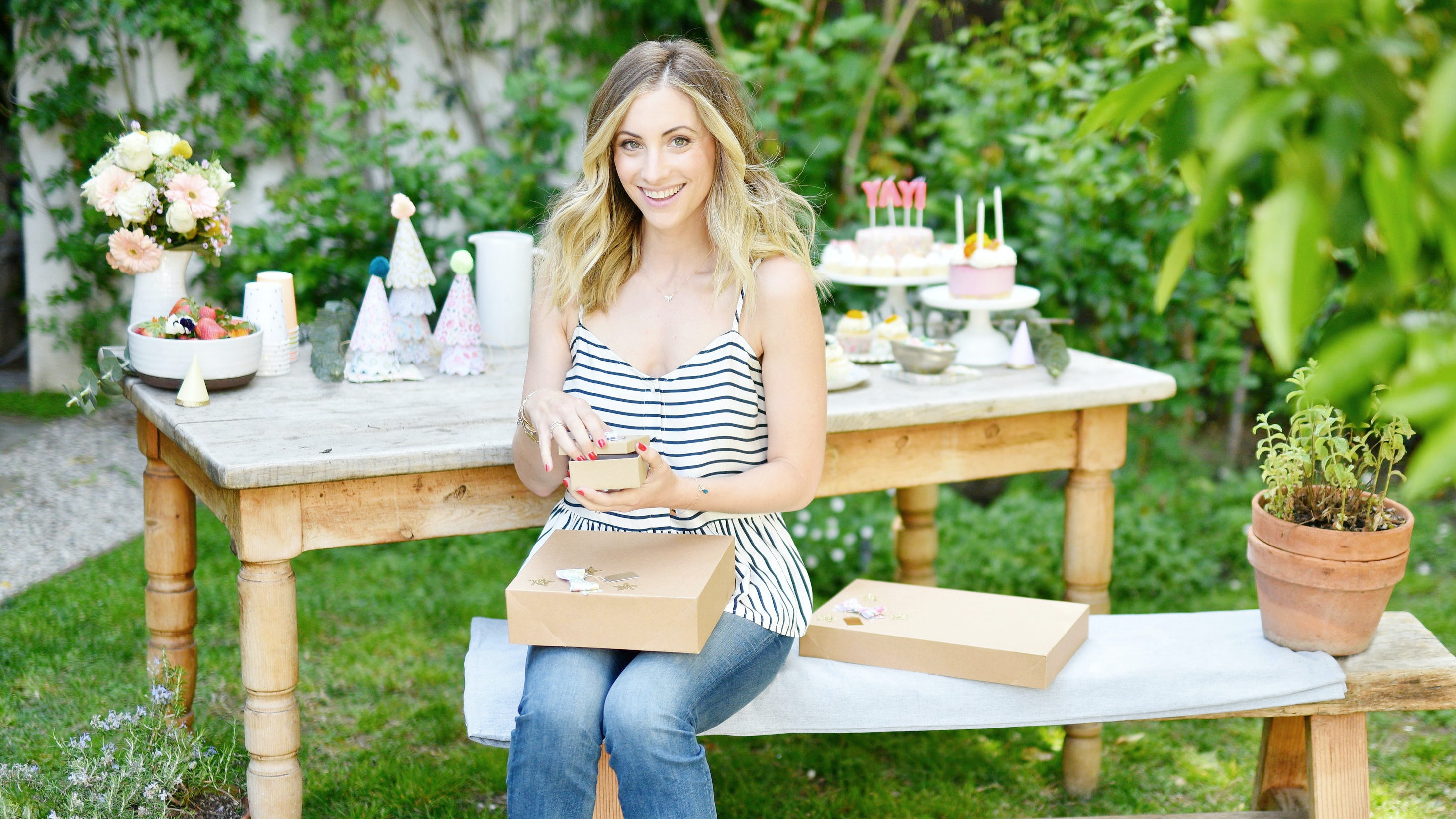 Emily Schuman of Cupcakes & Cashmere | Source: Courtesy