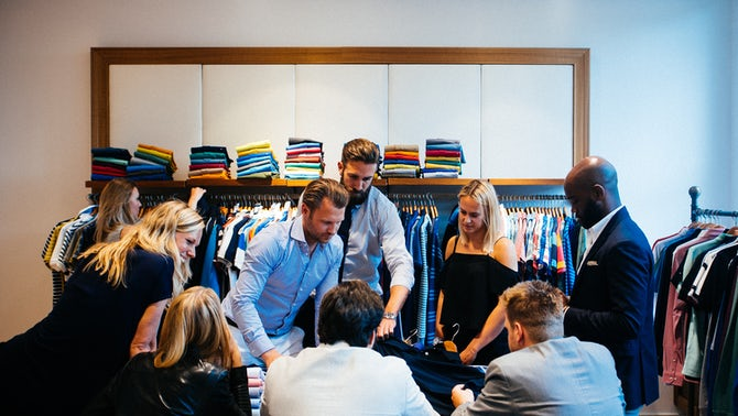 cheap prices good out x new release Tommy Hilfiger's Page   BoF Careers   The Business of Fashion