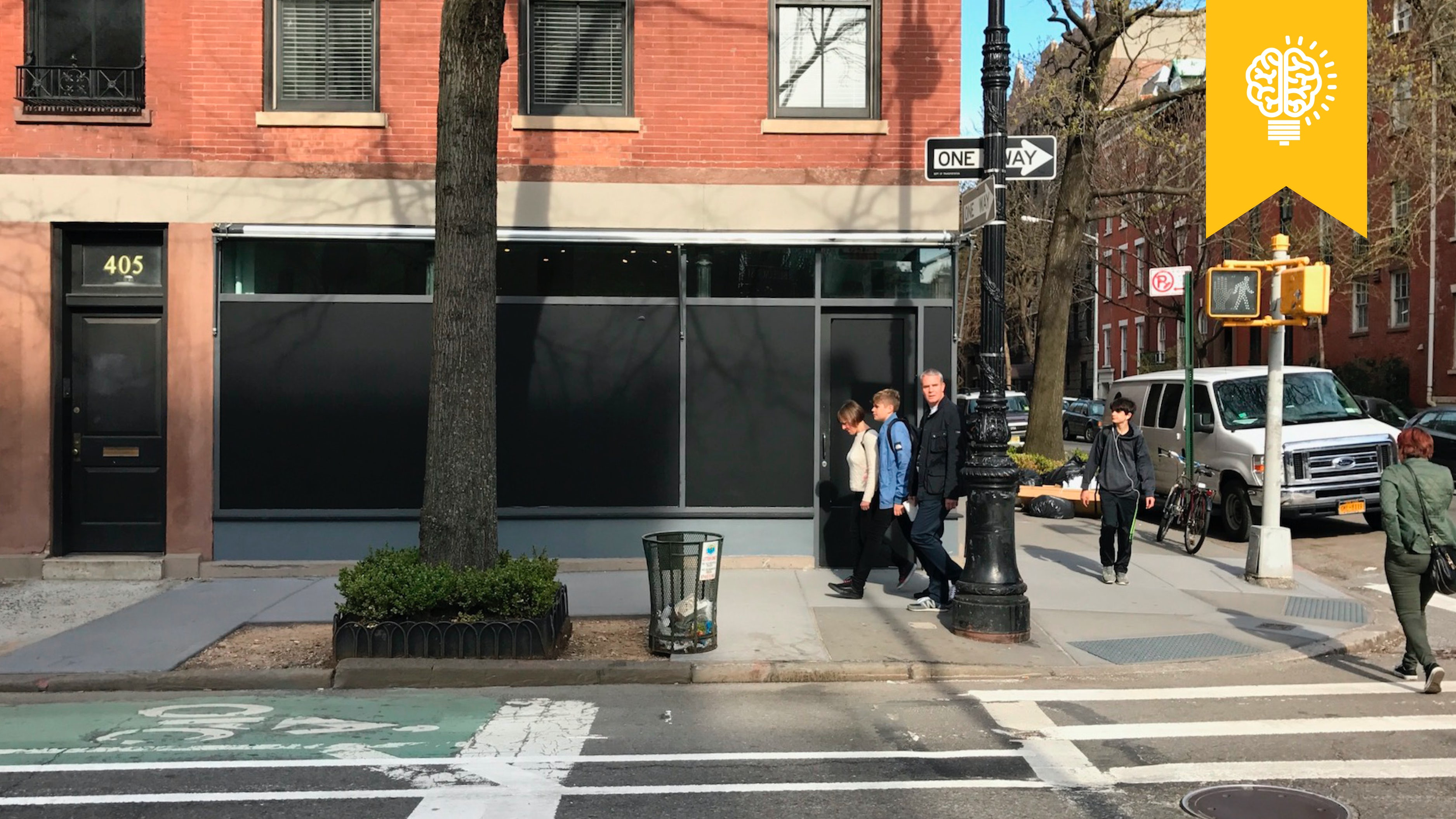A former Marc Jacobs store in the West Village | Source: BoF