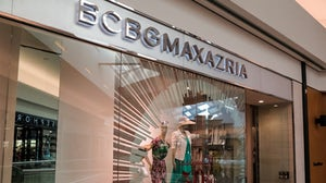 BCBG Max Azria sought court protection in 2017 | Source: Shutterstock