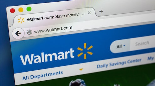 Walmart's Online Unit Hunts for New Executive as Losses Pile