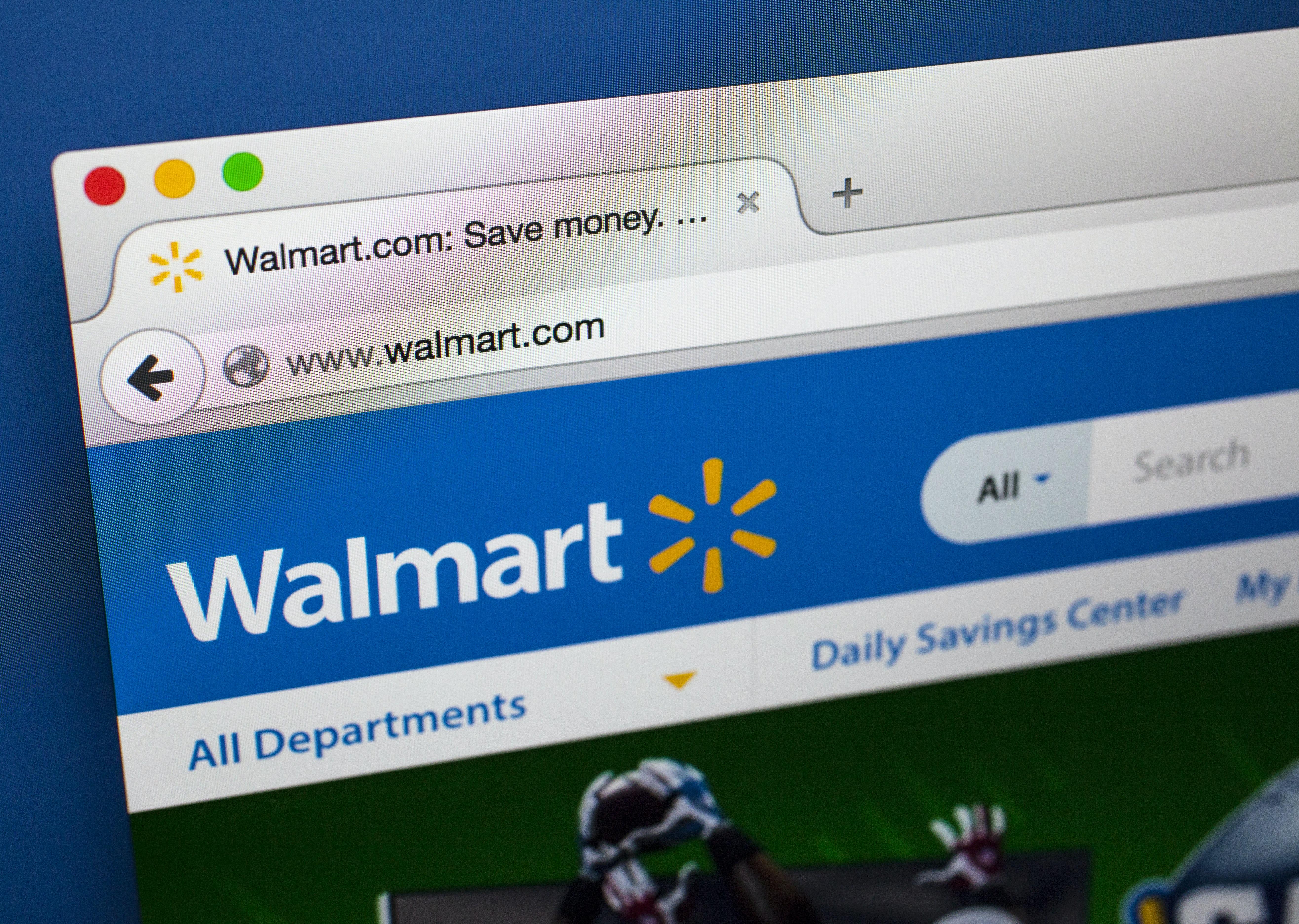 Walmart.com | Source: Shutterstock