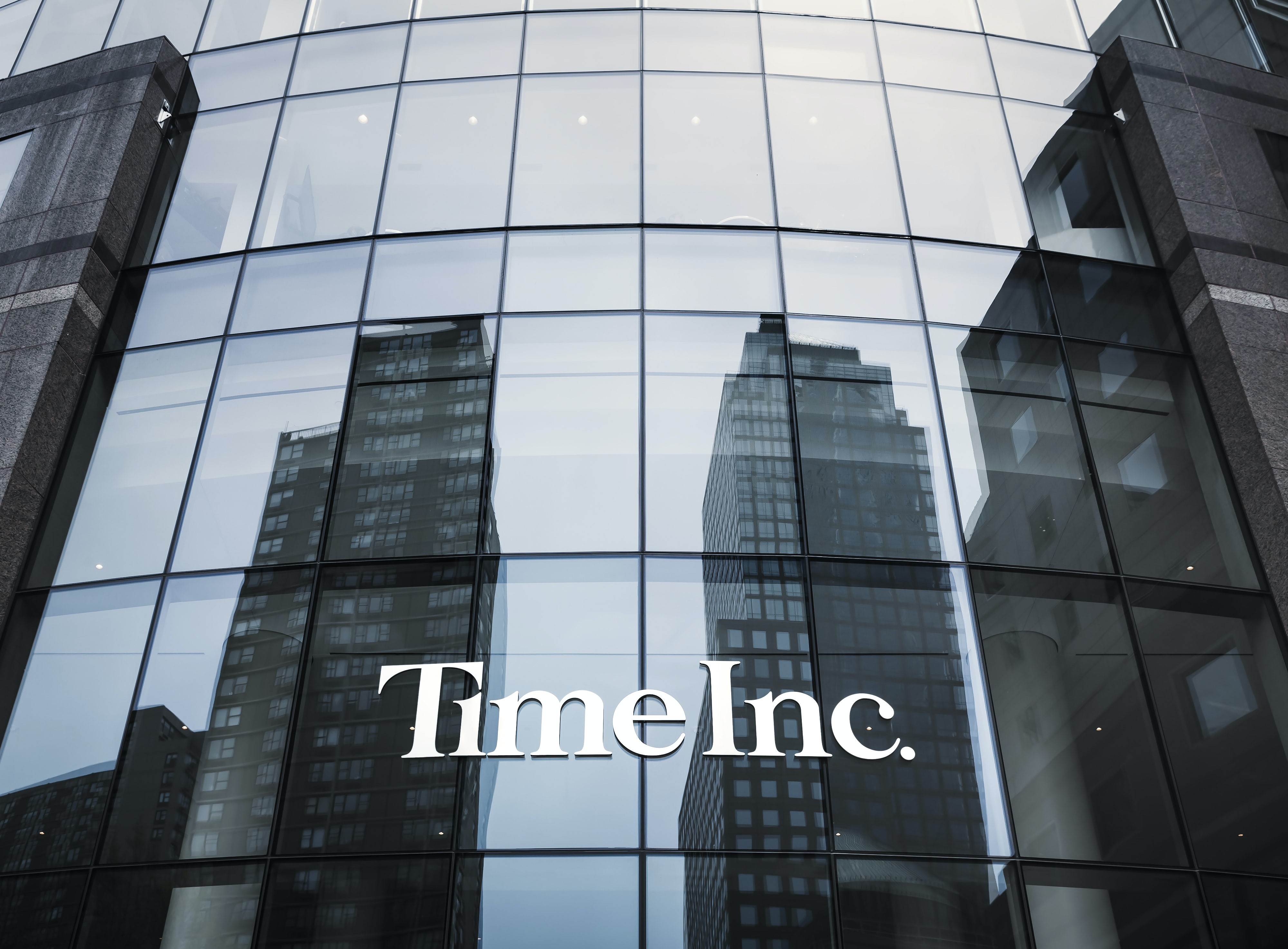 Time Inc headquarters in New York | Source: Shutterstock
