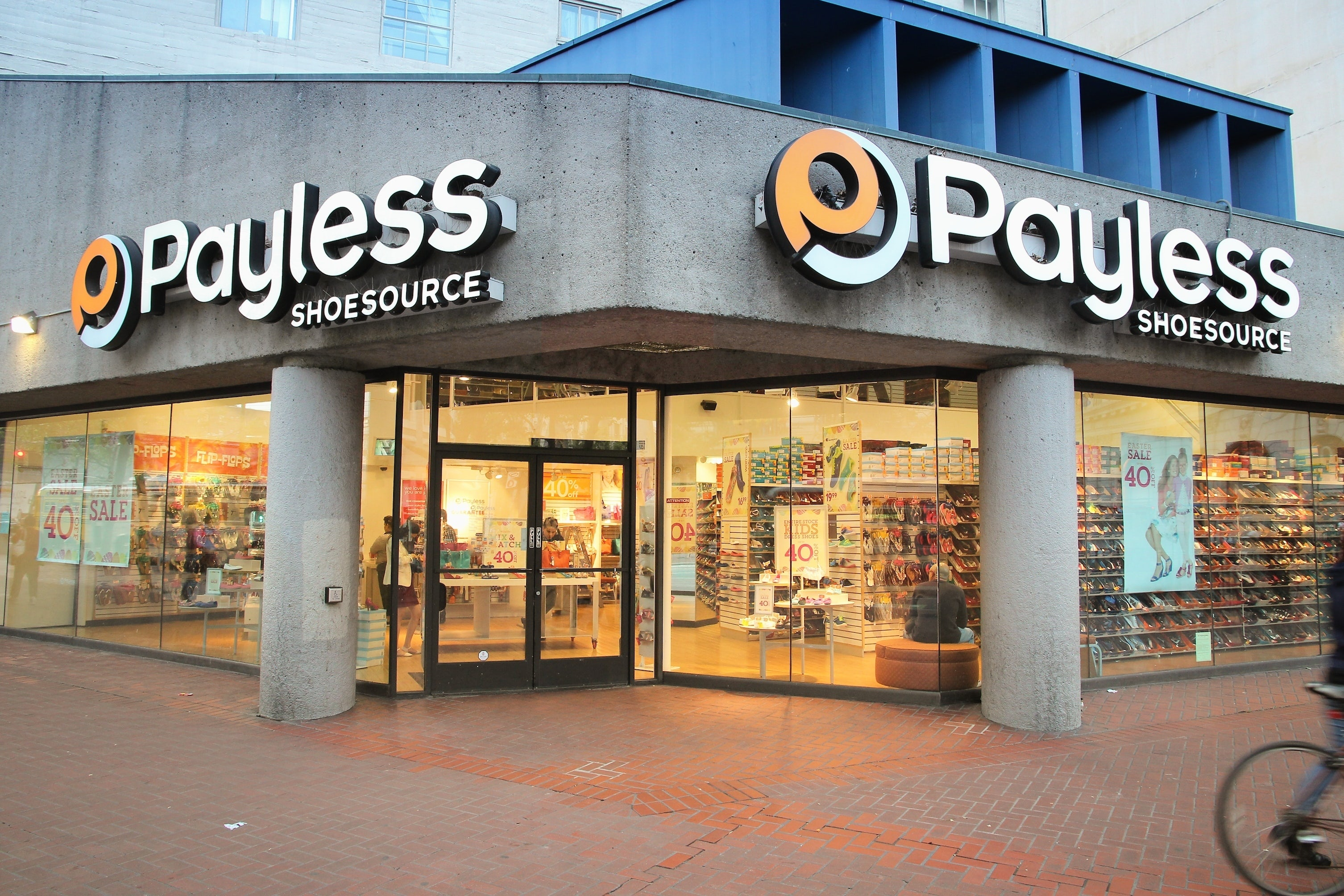 A Payless Shoe store | Source: Shutterstock
