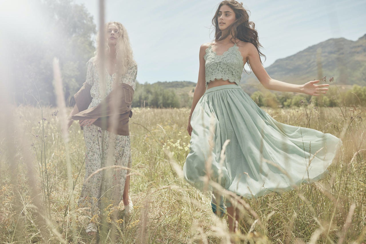 H&M Spring/Summer 2017   Source: Courtesy