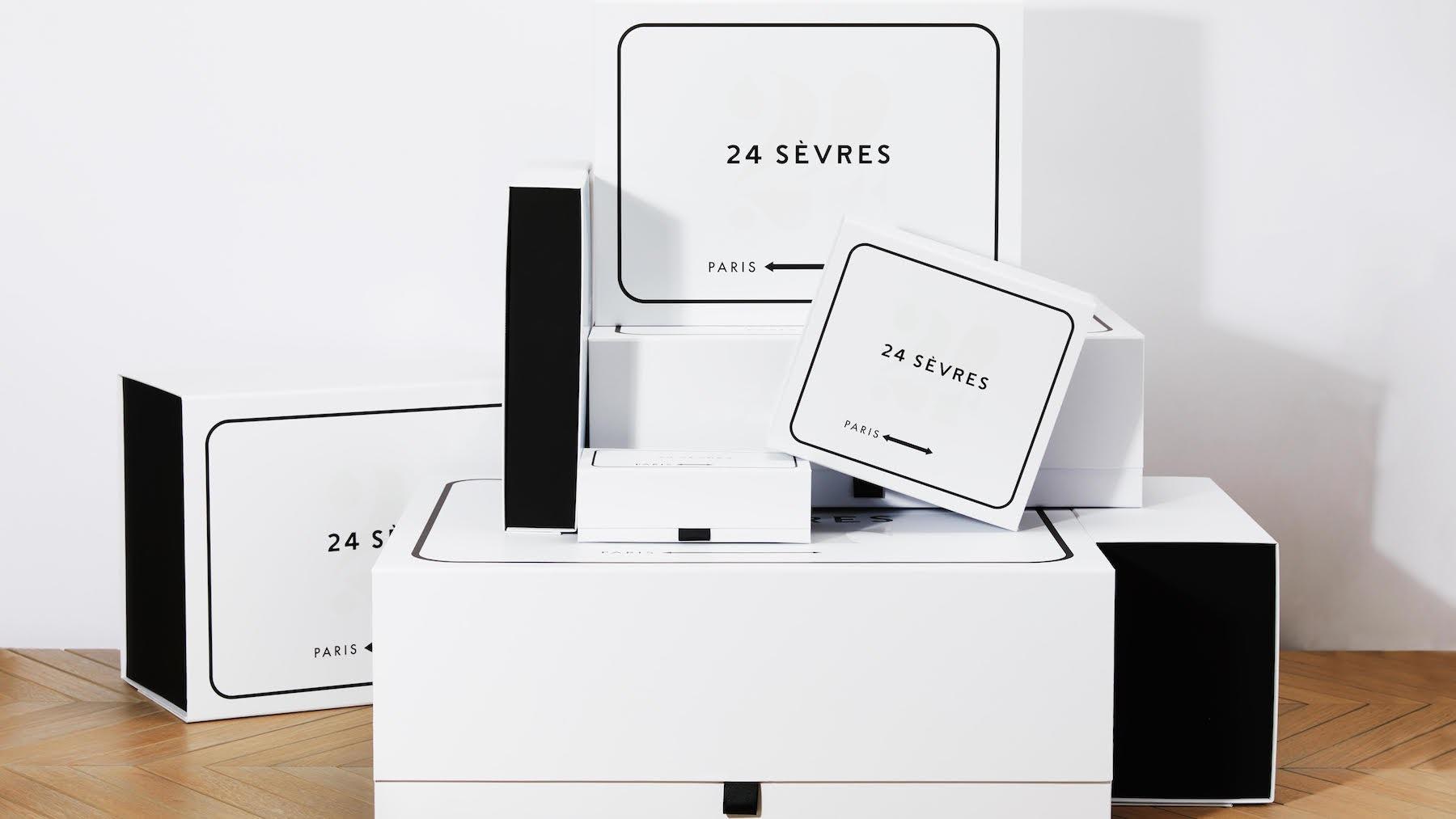 E-commerce site 24 Sévres | Source: Courtesy