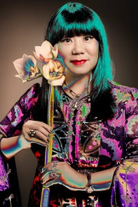 Anna Sui | Image by Joshua Jordan