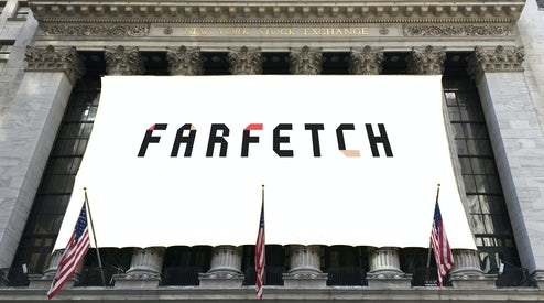 On Road to Autumn IPO, Farfetch Inks Middle East Deal | Fashion-Tech