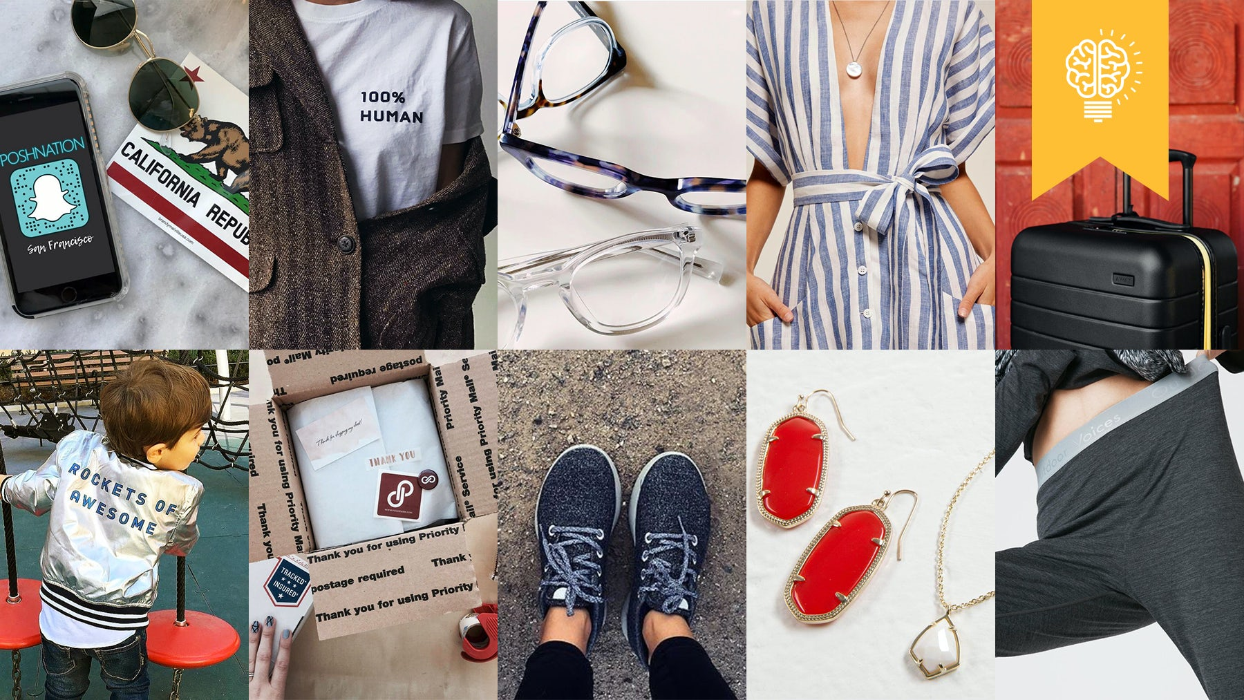 The Top 10 Venture-Backed Fashion Startups