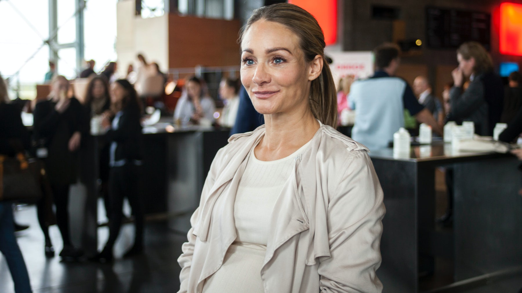 Copenhagen Fashion Summit founder Eva Kruse | Source: Copenhagen Fashion Summit