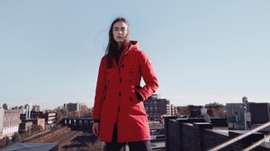 Canada Goose Kensington Coat | Source: Courtesy